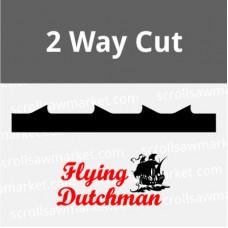 2 Way Cut #5