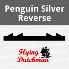 Penguin Silver Reverse #2/0